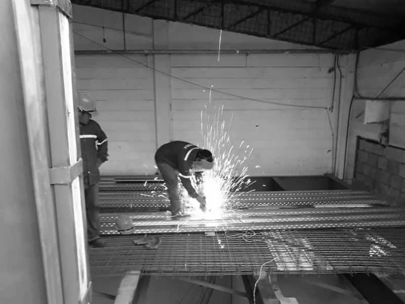 Dimacon - Estructura Metalicas